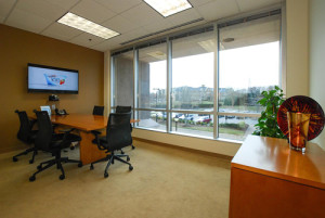 ballantyne executive suite