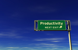 Productivity in a virtual office