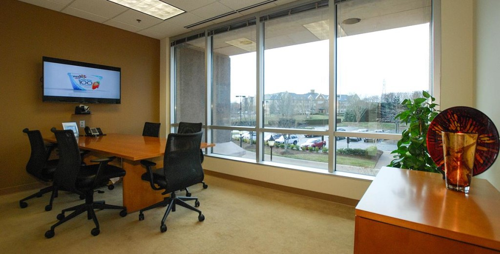 Exterior Conference Room